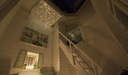 led Sternenhimmel Decke kaufen exterior fazern optisch Milchstraße fur mit licht lampe Galaxis sternschnuppe sauna luxus