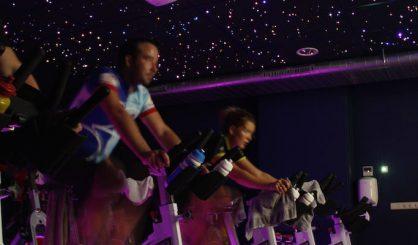 Ciel étoilé Fibre Optic Plafond led photos image salle de sport voies lactées etoile plafond dans pour salle de fete boite de nuit