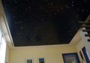 Fiber optic star ceiling light bedroom panels tiles twinkle luxury yacht