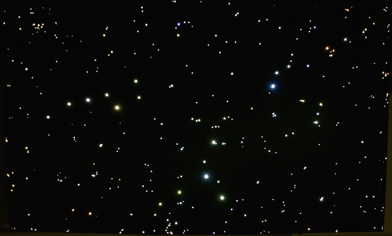 Ciel étoilé Fibre Optique Plafond led etoiler chambre dans pour mycosmos