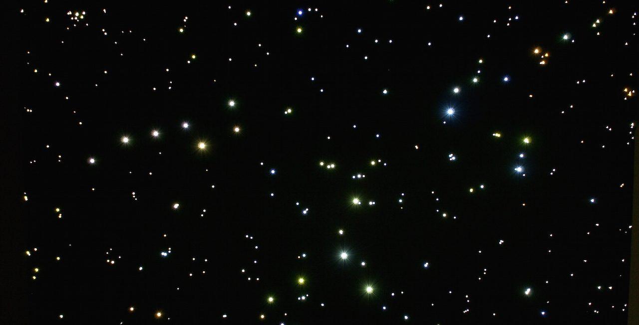 Ciel étoilé Fibre Optique Plafond led etoiler chambre  pour dans mycosmos
