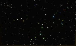 Ciel étoilé Plafond led Fibre Optique chambre etoiler pour dans mycosmos
