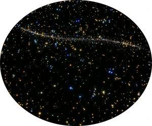 Sternenhimmel Decke Milchstraße led runde sternschnuppe kaufen fazern optisch fur mit licht lampe Galaxis funkeln luxus MyCosmos