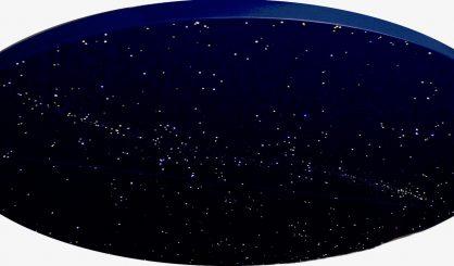 led Sternenhimmel Decke sternschnuppe Milchstraße runde kaufen musik fazern optisch fur mit licht lampe Galaxis funkeln luxus MyCosmos