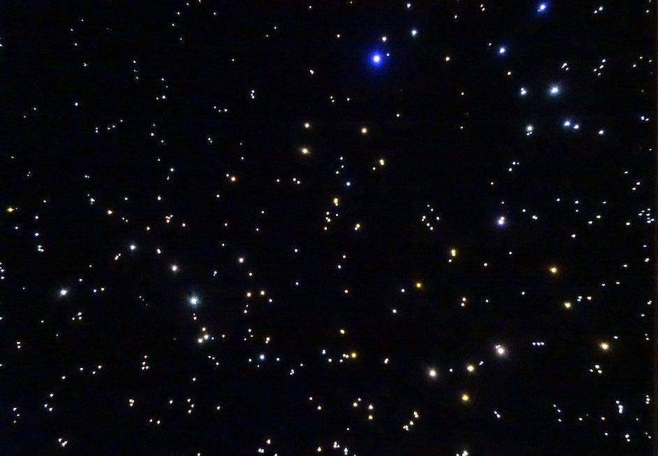 Ciel toil led plafond chambre etoile mycosmos - Ciel etoile fibre optique ...