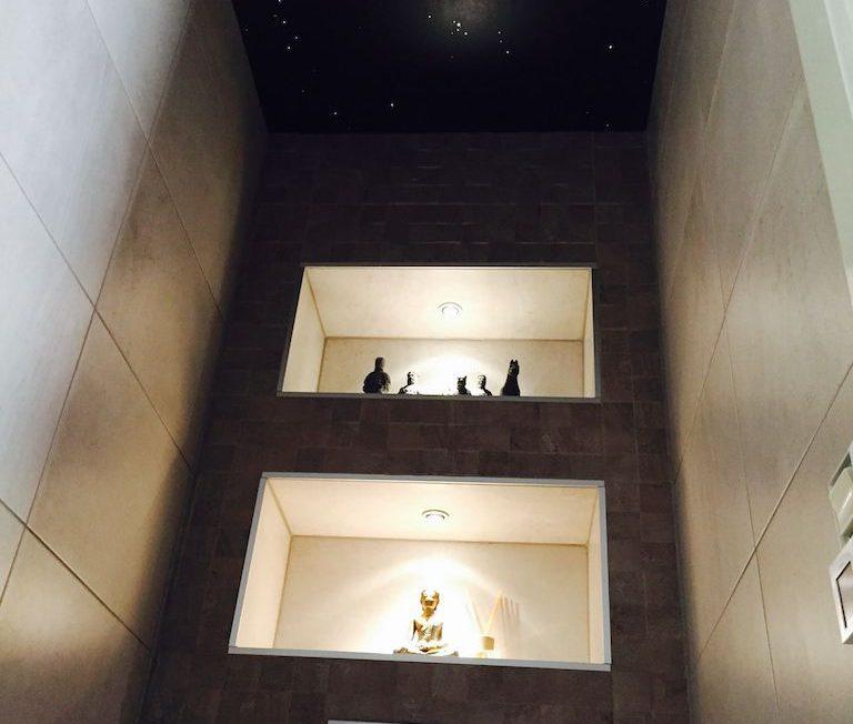 Toilet - WC plafond verlichting