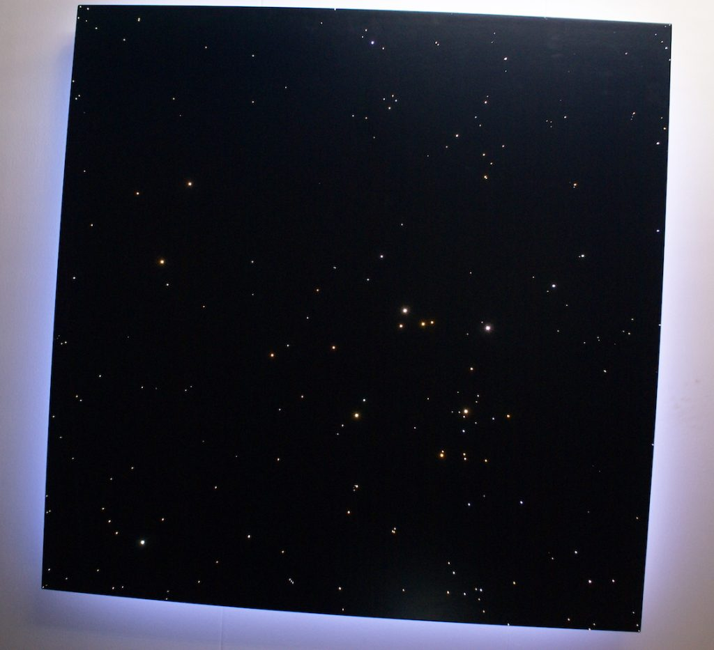 Bedroom Star Ceiling Panel Fiber Optic Led Mycosmos