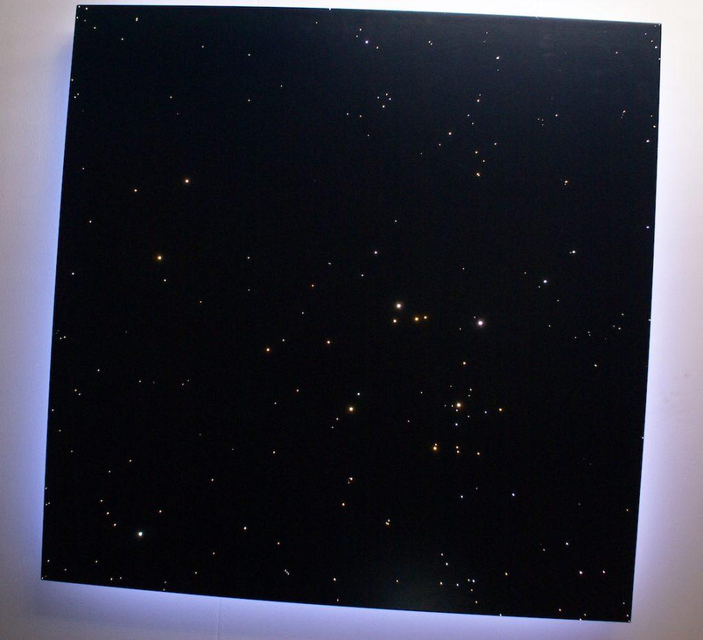 Sternenhimmel leuchte im schlafzimmer led decke glasfaser | MyCosmos
