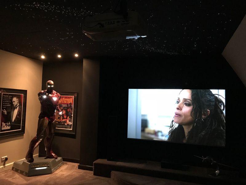 ciel étoilé cinema