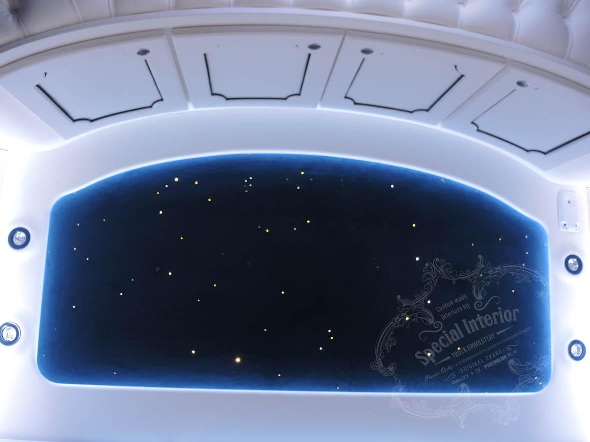 sterrenhemel plafond verlichting truck led glasvezel verlaagdster hemel galaxy luxe